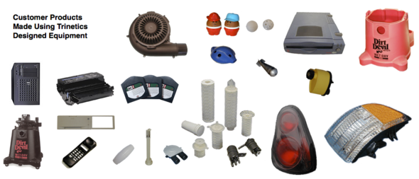 Plastic Fabrication Assembly Services