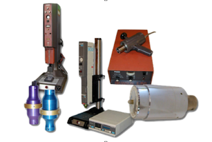 Refurbished Ultrasonic Welders